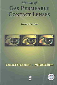 Manual of Gas Permeable Contact Lenses