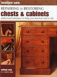 Repairing & Restoring Chests & Cabinets