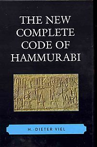 The New Complete Code of Hammurabi