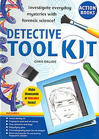 Action Books Detective Tool Kit