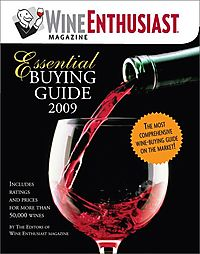 Wine Enthusiast Magazine Essential Buying Guide 2009
