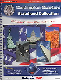 Washington Quarters Statehood Collection