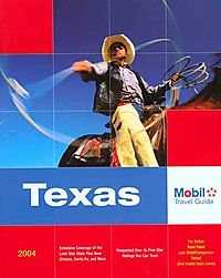 Mobil Travel Guide Texas 2004