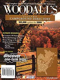 Woodall's Eastern Campground Directory 2009