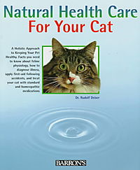 Natural Health Care for Your Cat