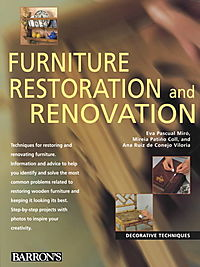 Furniture Restoration and Renovation
