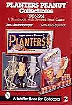 Planters Peanut Collectibles, 1960-1961