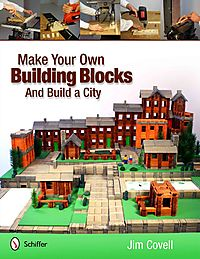 Make Your Own Building Blocks and Build a City