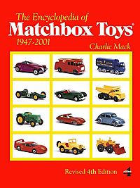 The Encyclopedia of Matchbox Toys