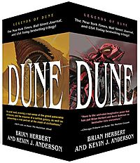 The Legends of Dune