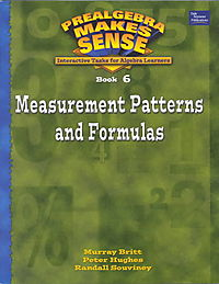 Measurement Patterns and Formulas