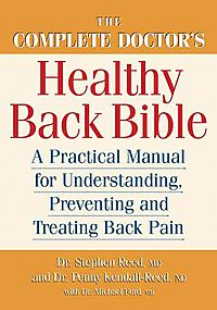 The Complete Doctors Healthy Back Bible