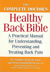 The Complete Doctor's Healthy Back Bible