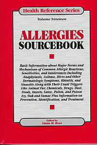 Allergies Sourcebook