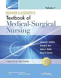 Brunner suddarths textbook of medical surgical nursing hinkle brunner suddarths textbook of medical surgical nursing fandeluxe Image collections