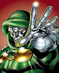 The Villainy of Doctor Doom
