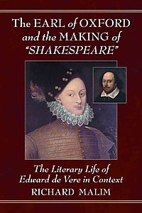 "The Earl of Oxford and the Making of ""Shakespeare"""