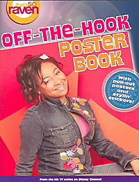 That's So Raven Off-the-Hook Poster Book