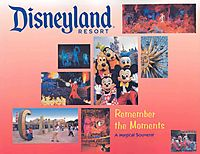 Disneyland Resort Remember the Moments