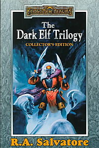 Forgotten Realms the Dark Elf Trilogy Boxed Set