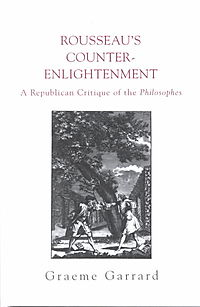 Rousseau's Counter-Enlightenment
