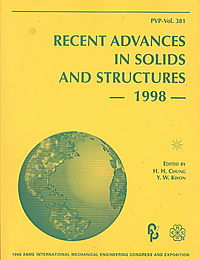 Recent Advances in Solids and Structures 1998