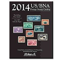 2014 US/BNA Postage Stamp Catalog