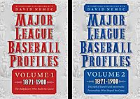 Major League Baseball Profiles, 1871-1900