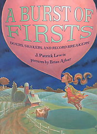 A Burst of Firsts