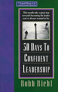 30 Days to Confident Leadership