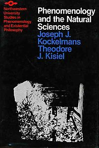 Phenomenology and the Natural Sciences