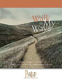 Walk in My Ways Accompaniment Book-Year B
