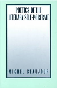 Poetics of the Literary Self-Portrait