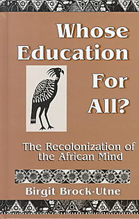 Whose Education for All