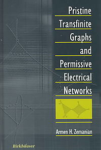 Pristine Transfinite Graphs and Permissive Electrical Networks