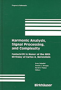 Harmonic Analysis, Signal Processing, And Complexity