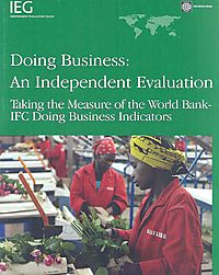 Doing Business, An Independent Evaluation
