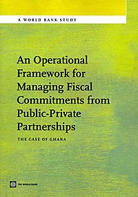 An Operational Framework for Managing Fiscal Commitments from Public-Private Partnerships