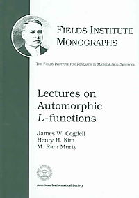 Lectures on Automorphic L-Functions