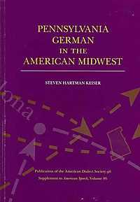 Pennsylvania German in the American Midwest