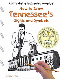 How to Draw Tennessee's Sights and Symbols