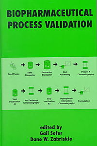 Biopharmaceutical Process Validation