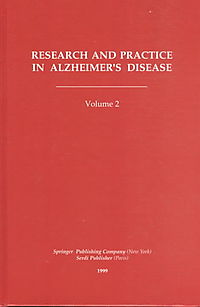 Research and Practice in Alzheimer's Disease