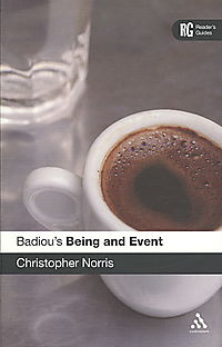 Badiou's Being and Event