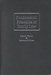 Fundamental Principles of Family Law