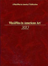 Who's Who in American Art 2012