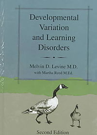 Developmental Variation and Learning Disorders