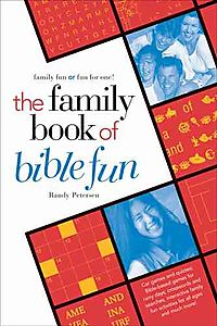 The Family Book of Bible Fun