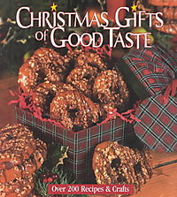 Christmas Gifts of Good Taste Book