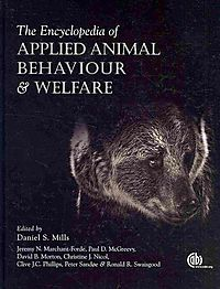 The Encyclopedia of Applied Animal Behaviour and Welfare